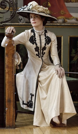 Lady Cora Crawley of Downton Abbey